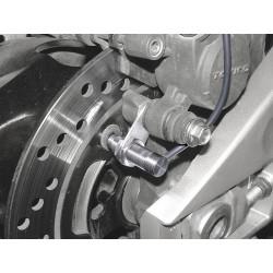 Příklad montáže přídavného senzoru rychlosti GPX-WSS