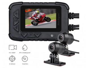 Motocyklová DUAL FULL HD...